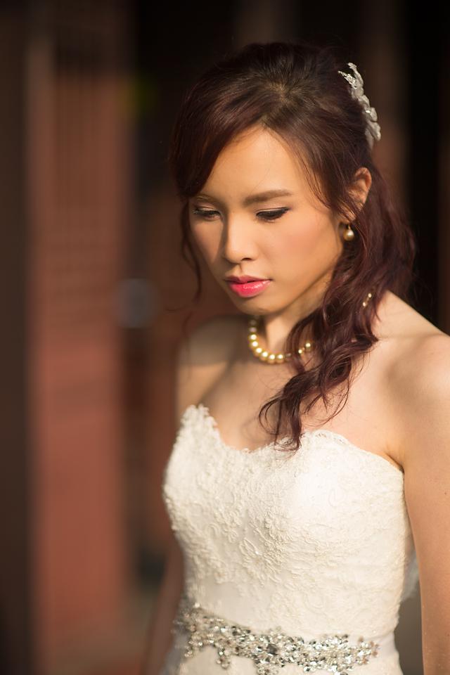Shuzho + Shanghai Prewedding Bridal Makeup - Jasmine (Bride) - Malaysia Bridal Makeup Artist ...
