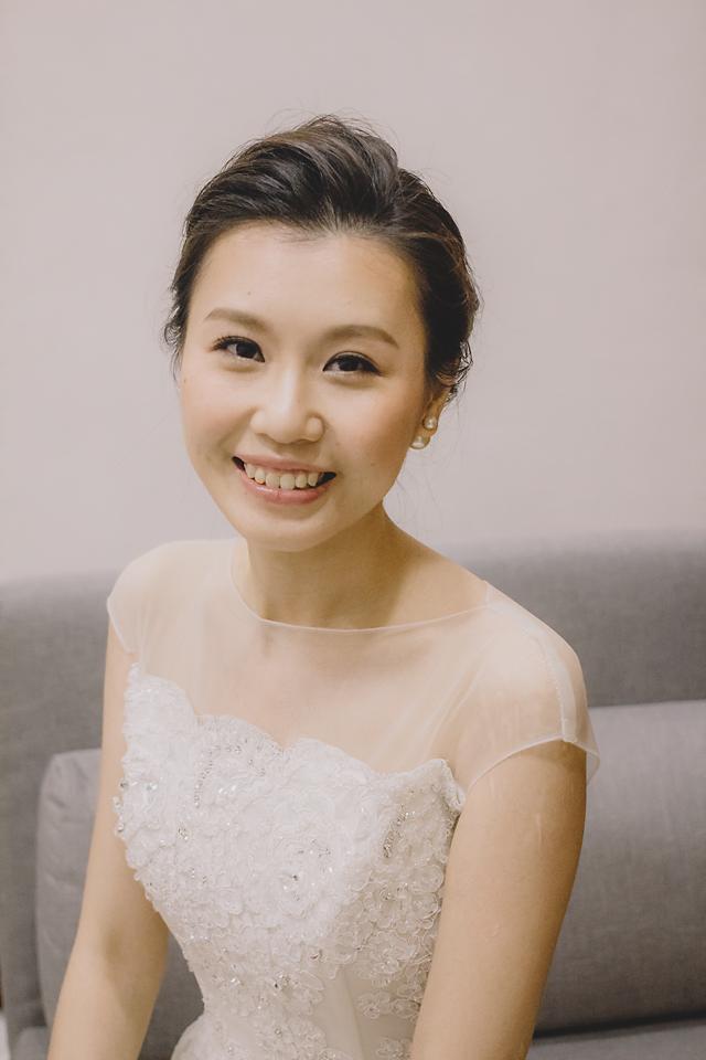 Bride - Malaysia Bridal Makeup Artist Agnes Yip