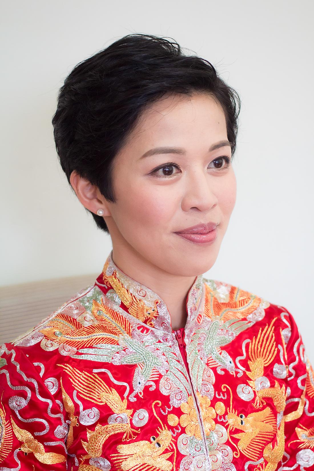 Bride - Kahyee - Malaysia Bridal Makeup Artist Agnes Yip