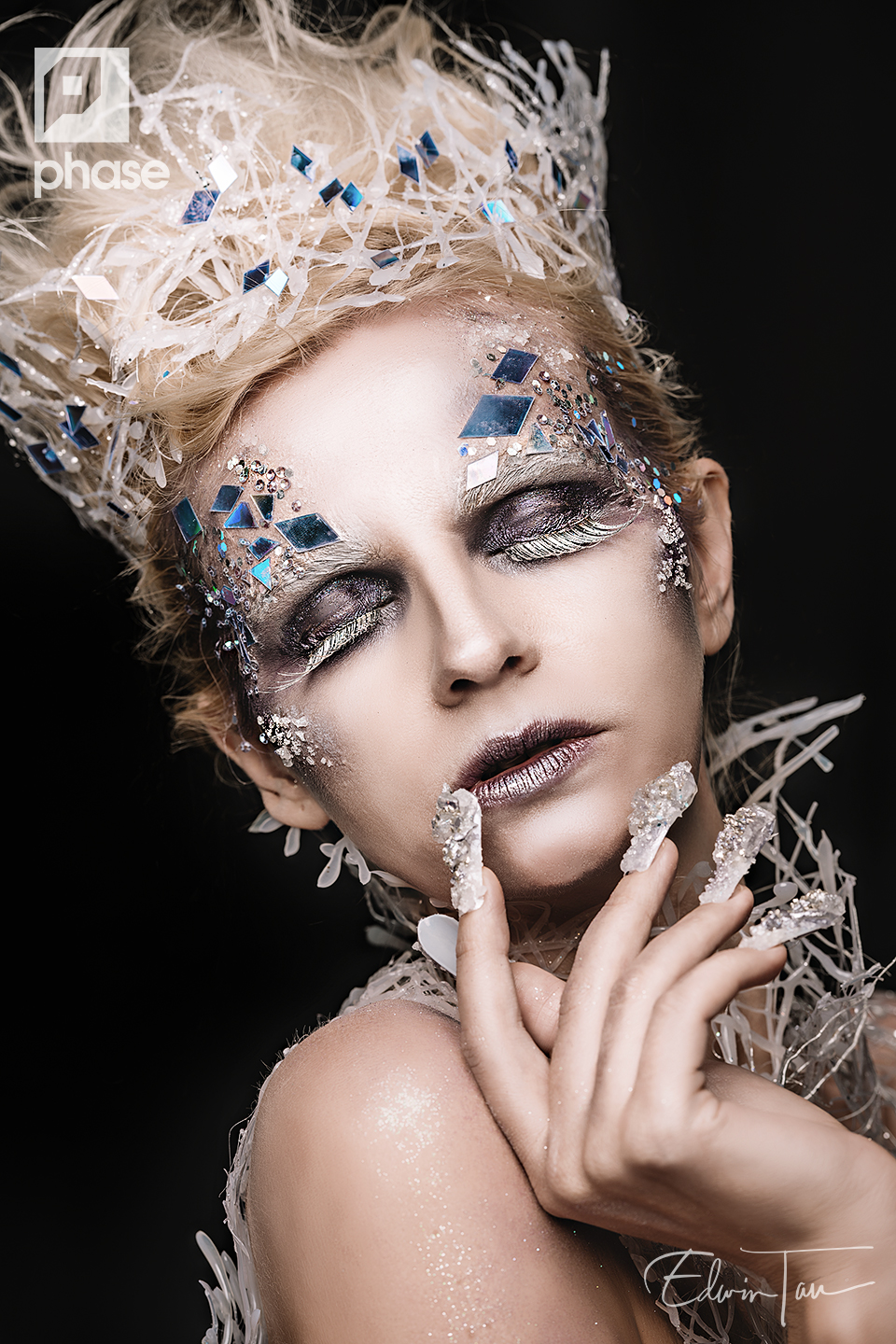 Creative Makeup And Hairdo By Agnes Yip